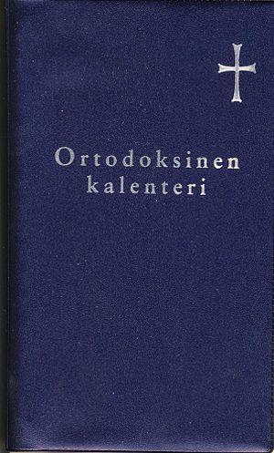 ortodoksi pääsiäinen 2014