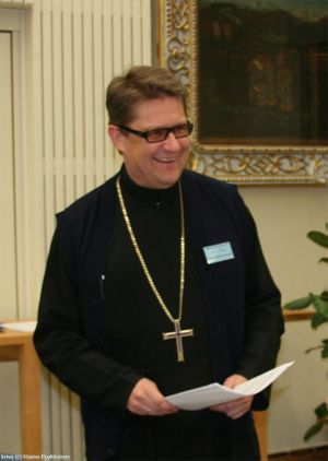 Ortodoksi Pappi